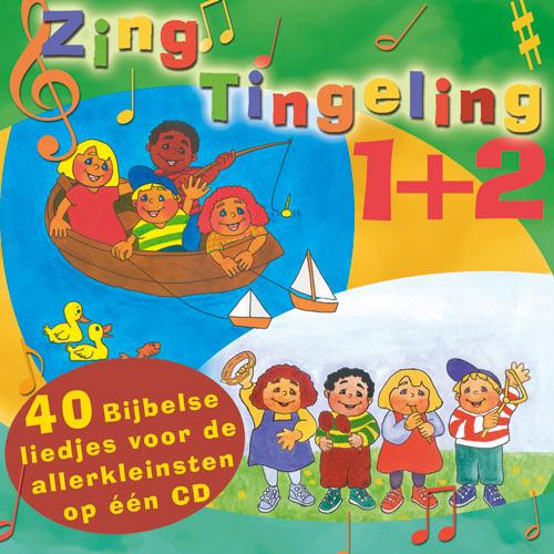 Zing Tingeling 1+2 - 40 Bijbelse liedjes voor de allerkleinsten