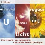 3-CD box Niemand is als u - Wandel in het licht - Regeer in mij