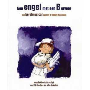 Engel met een B ervoor Songboek