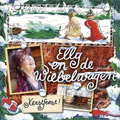 Elly & de wiebelwagen Kerstfeest