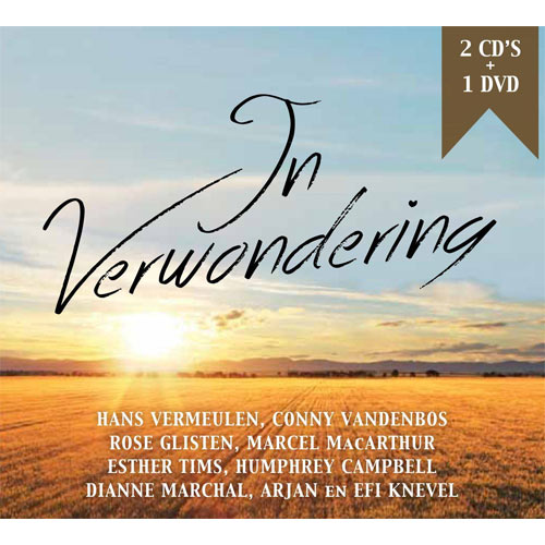 In verwondering (CD/DVD)