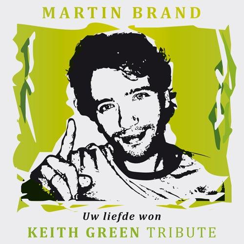 Uw liefde won (Keith Green Tribute)
