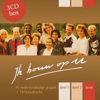 Ik bouw op U 3-CD box