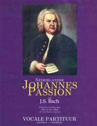 Johannes Passion, muziekboek