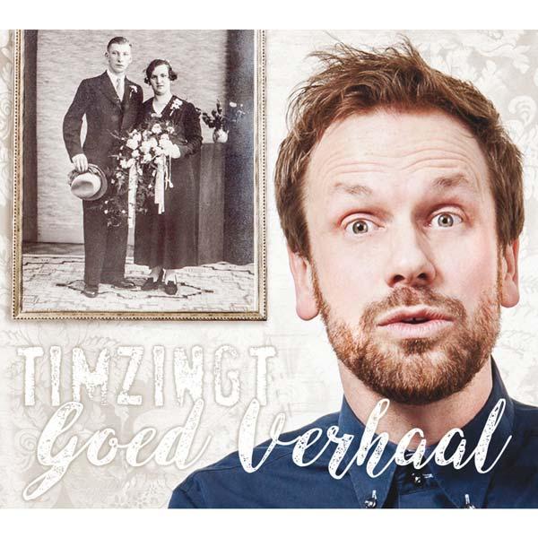 Timzingt: Goed Verhaal (CD)