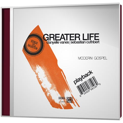 Greater Life backingtracks
