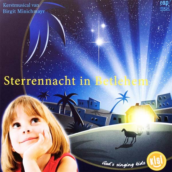 Sterrennacht in Betlehem