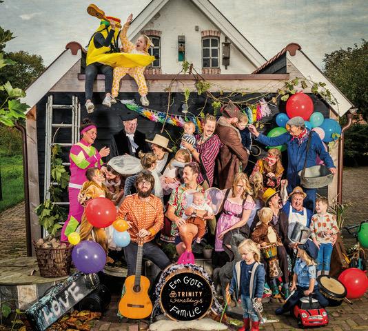 Een Grote Familie (vinyl)