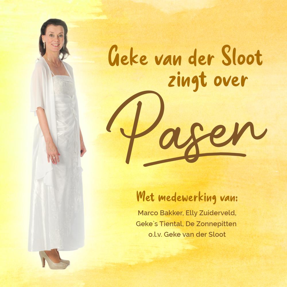 Geke van der Sloot zingt over Pasen